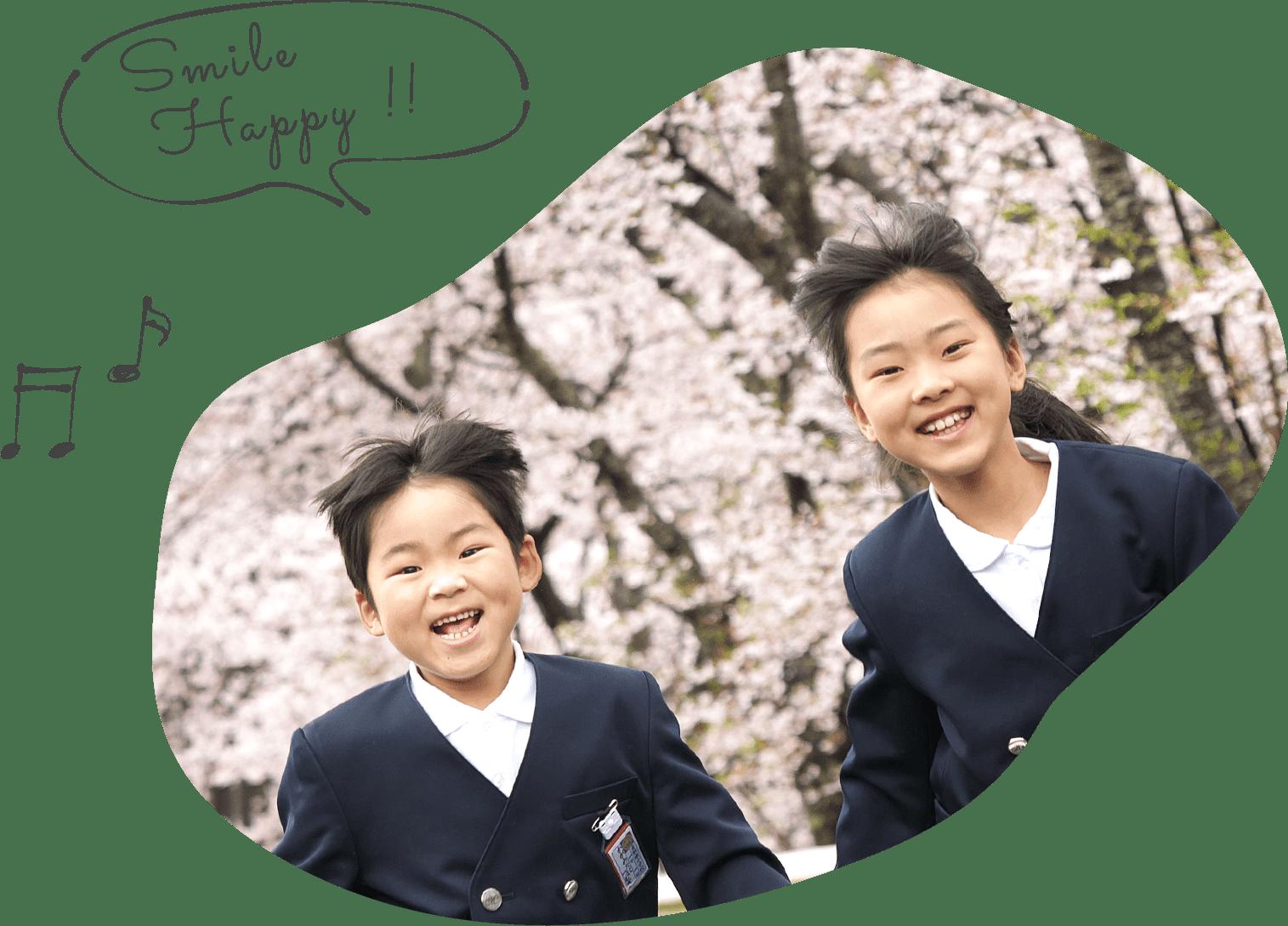 卒業・入学写真のイメージ画像