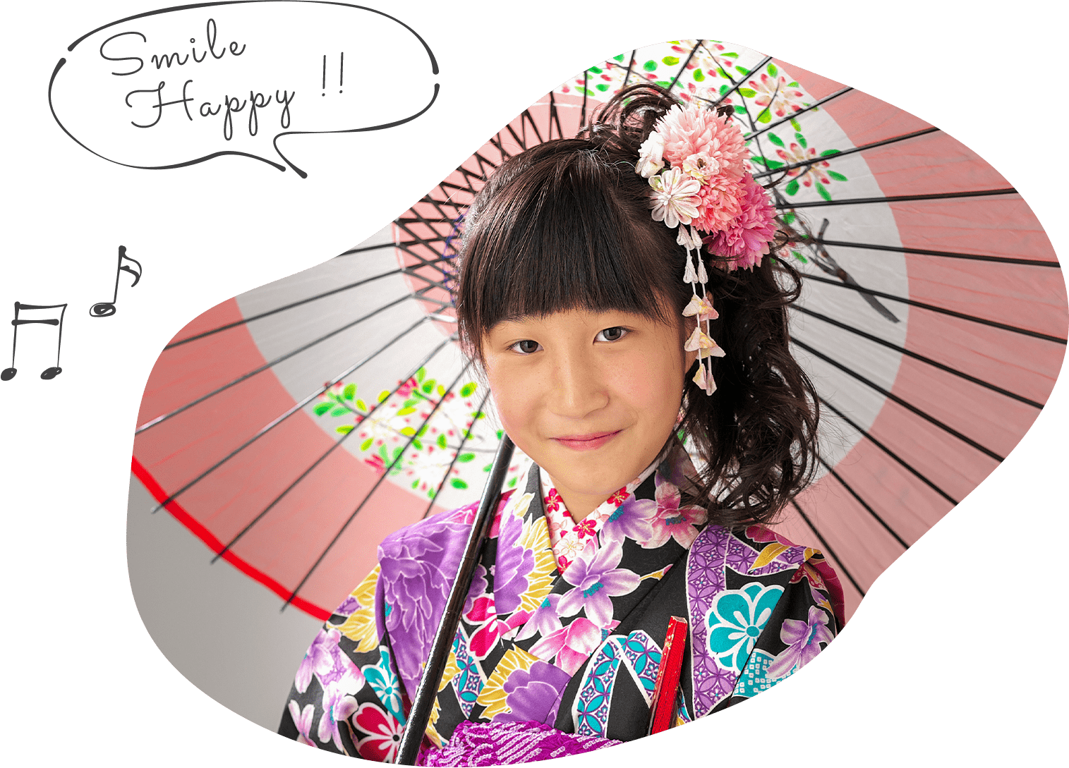 1/2成人式・十三参りのイメージ画像