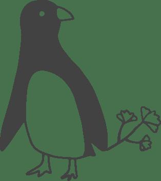 オーナメント:ペンギン