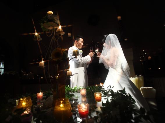 結婚式スナップはこんな素敵なシーンも逃さず撮影