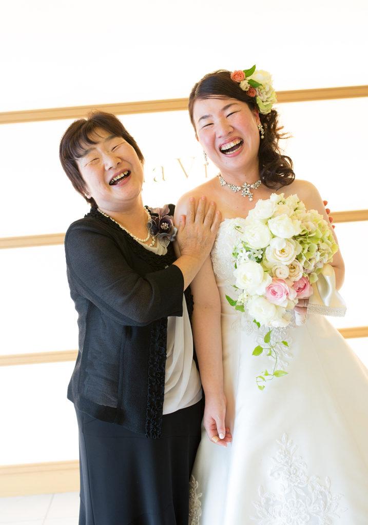 結婚式,ウエディング,お母さん