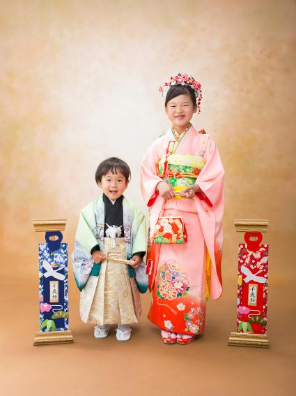 倉敷,岡山で七五三の撮影は早島のスタジオカメラサトウへ