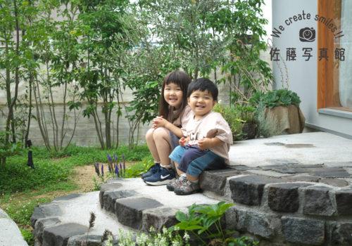 バースデーの撮影で倉敷市児島からお越しのMさま☆彡